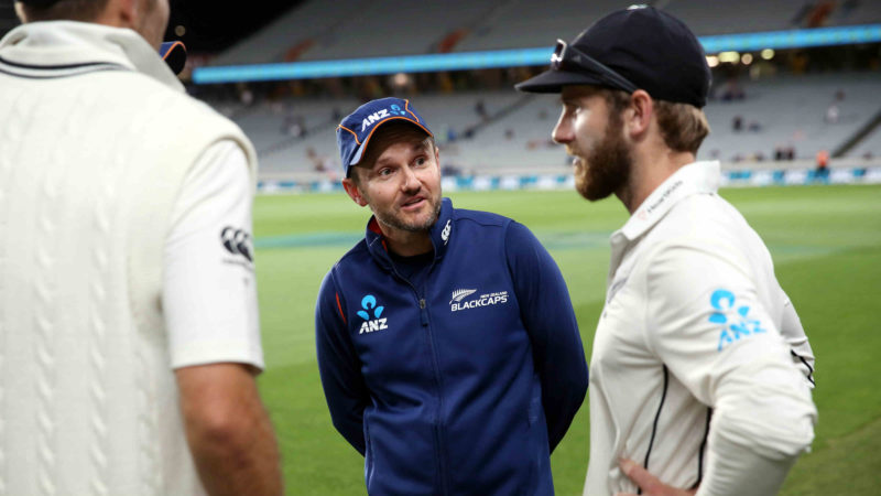 'I have the utmost respect for what he's achieved' – Kane Williamson