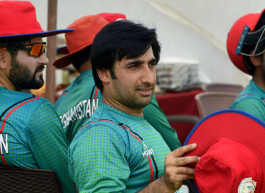 An unwanted record, but Afghanistan have no reason to be ashamed, or apologetic