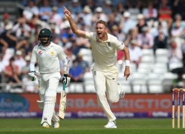 Update on Stuart Broad's injury ahead of England-India Tests