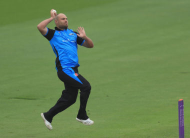 Worcestershire captain Joe Leach out for season with back stress fracture