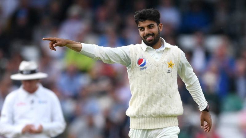 One of the players who impressed Ahmed was his leg-spinning all-rounder Shadab Khan