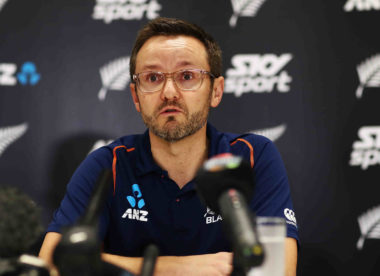 Mike Hesson resigns as New Zealand head coach