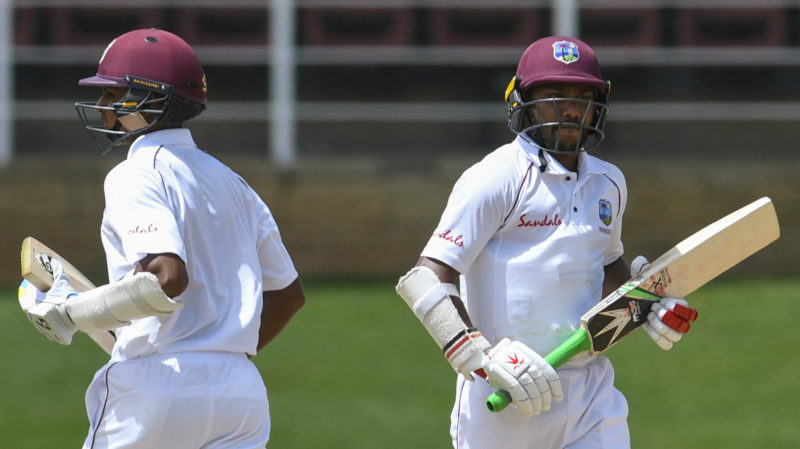 "The Dowrich-Bishoo stand ""wore down the Sri Lankan bowlers"", said Holder"