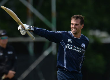 Derbyshire sign Scotland hero Calum MacLeod for T20 Blast