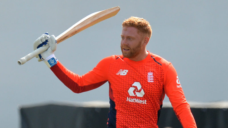"""We set our stall out to be No.1 in the world and that's where we are"" – Bairstow"