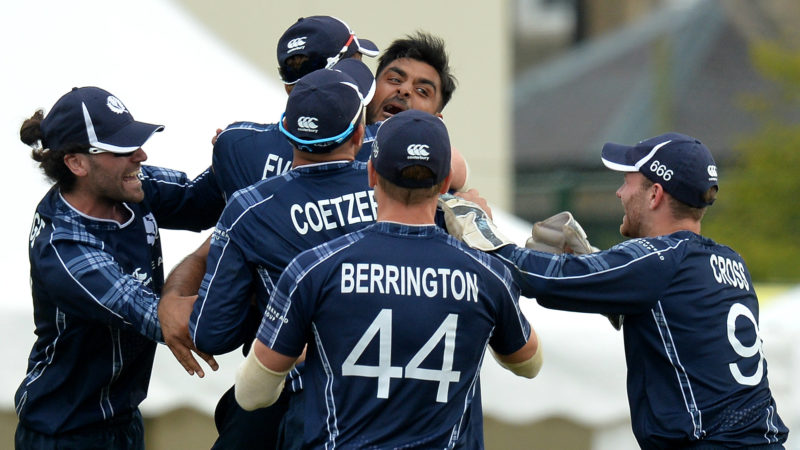 """""""Scotland would still be delighted to win, it's not just because we are No.1"""" – Bairstow"""