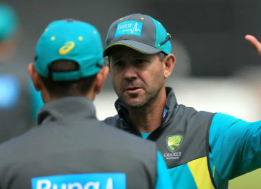 'These players need to be hard on themselves' – Ricky Ponting