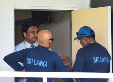 Forfeited Test averted after Sri Lanka refuse to take the field