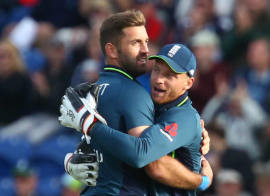 'A bit more stressful', but Jos Buttler has no problems leading England