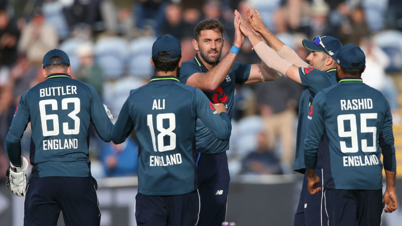 England are 2-0 ahead in the five-match series against Australia