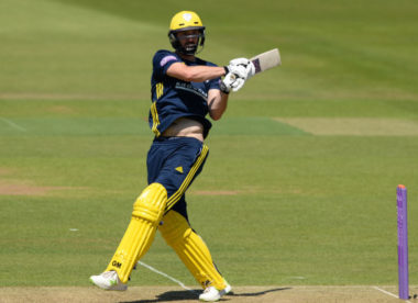 Hampshire v Yorkshire: James Vince smashes 171 in one-day semi-final