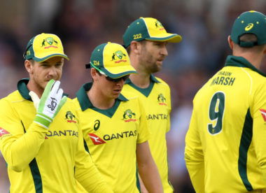 The problem with Australia's ODI team