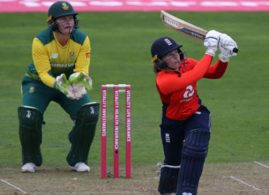 Women's T20 records tumble in run-fest double-header