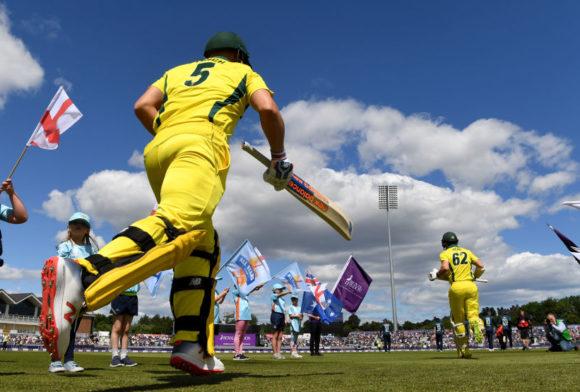 Live! England v Australia, 4th ODI