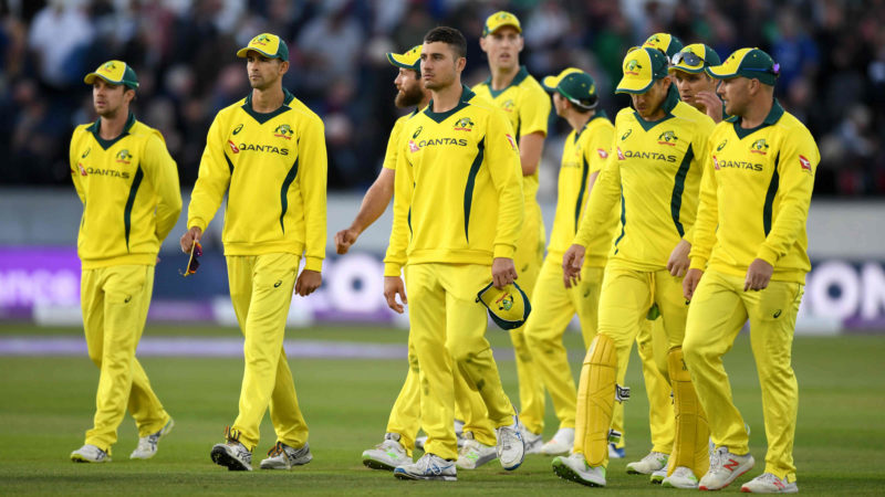 Australia are 4-0 down in the five-ODI series in England