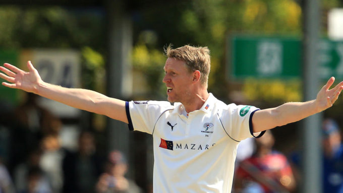 Steven Patterson appointed Yorkshire captain, signs new two-year deal