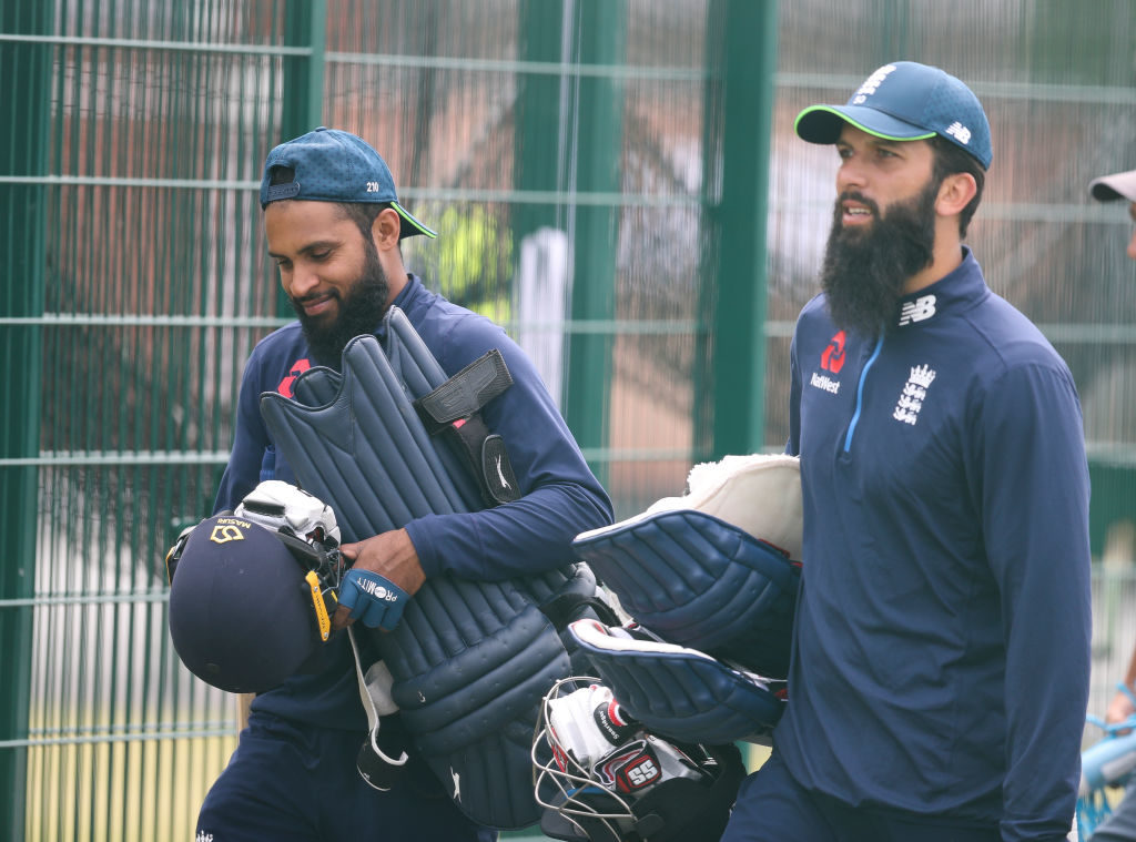 Adil Rashid and Moeen Ali have a combined tally of 19 wickets in the series