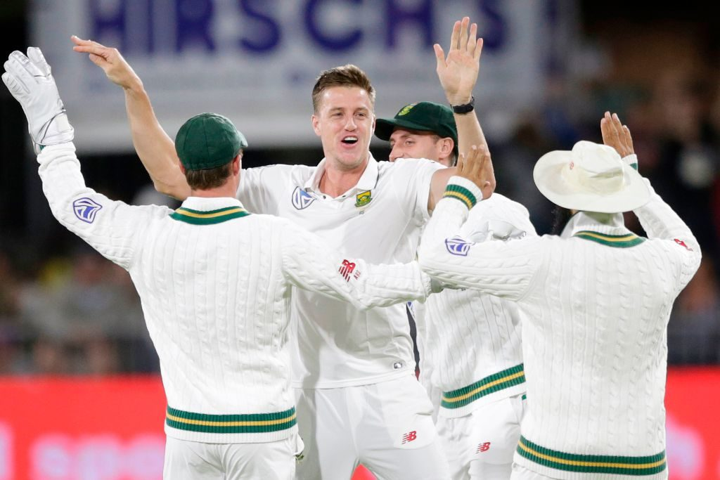 South Africa thrashed Zimbabwe within two days in the inaugural four-day Test