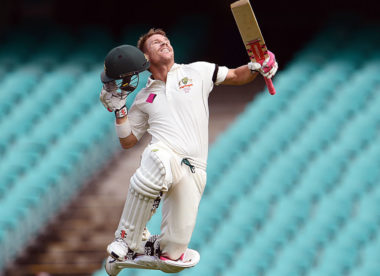 David Warner set to return to action in Canada