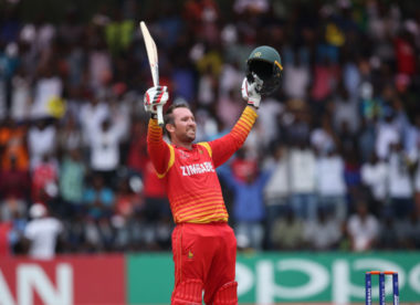 Brendan Taylor, Sikandar Raza left out of Zimbabwe squad