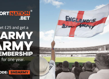Special offer: Free Barmy Army membership