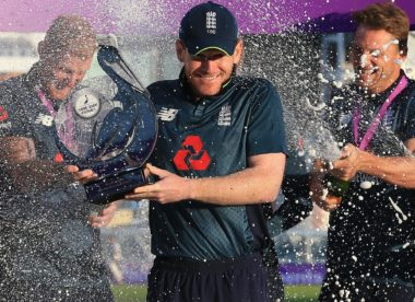 'We were outstanding' – Eoin Morgan