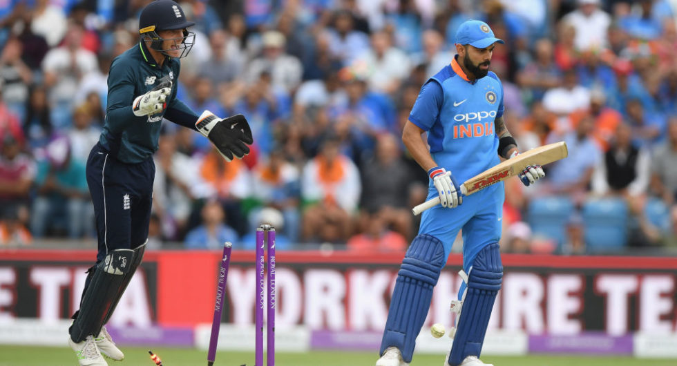Stunned Virat Kohli Sums Up Sorry India As England Seal border=