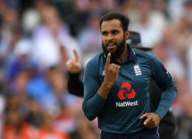 'It's exciting' – Adil Rashid isn't intimidated by Chris Gayle