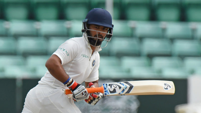 Pant scored three half-centuries in two four-games for India A in England