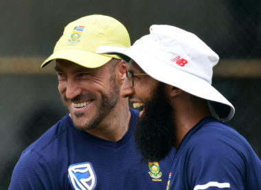 Drawing the series as good as winning, says Faf du Plessis