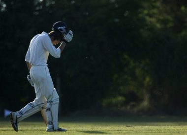 Disaster-class: Kent-based Beckenham CC bowled out for 18