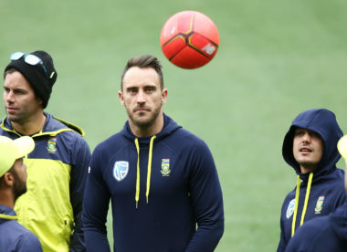 'Penalties need to be harsher for ball tampering' – Faf du Plessis