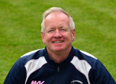 Middlesex head coach Richard Scott leaves club