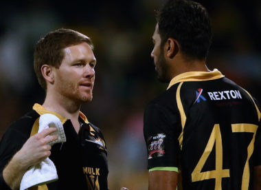 Eoin Morgan among icon players at 2018 T10 League
