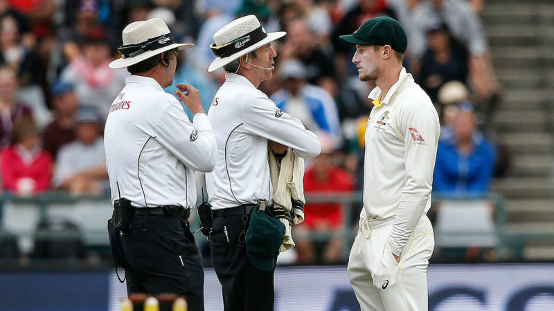 The Cape Town affair brought ball tampering back under the spotlight