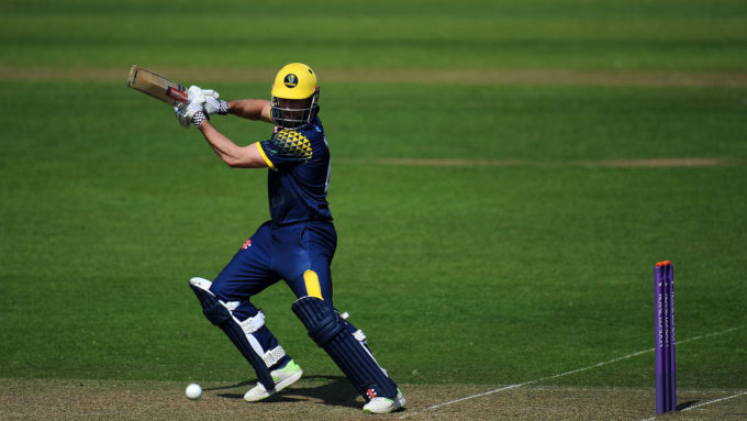 Injured Shaun Marsh ends county stint with Glamorgan