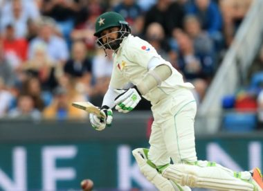 Somerset sign Azhar Ali for County Championship run-in