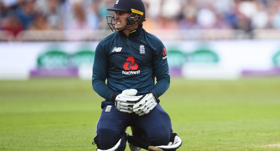 Jason Roy Injured