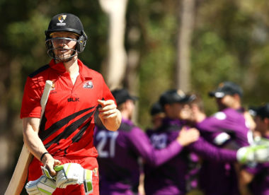 Cameron Bancroft falls cheaply on return to professional cricket