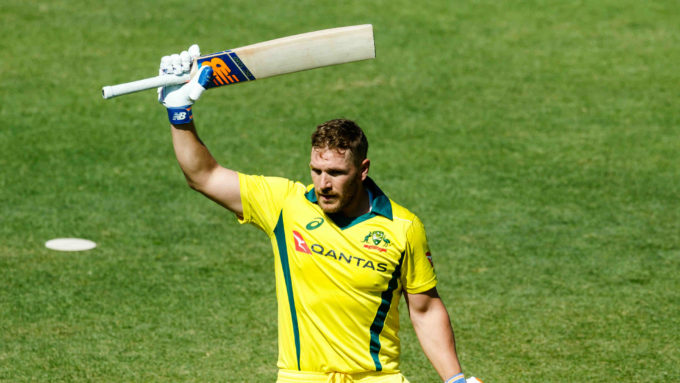 'Baggy Green closer now than ever before' – Aaron Finch
