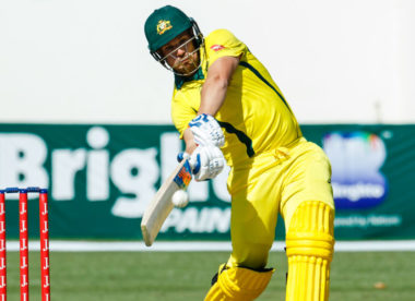 Finch becomes world's No.1 T20 batsman