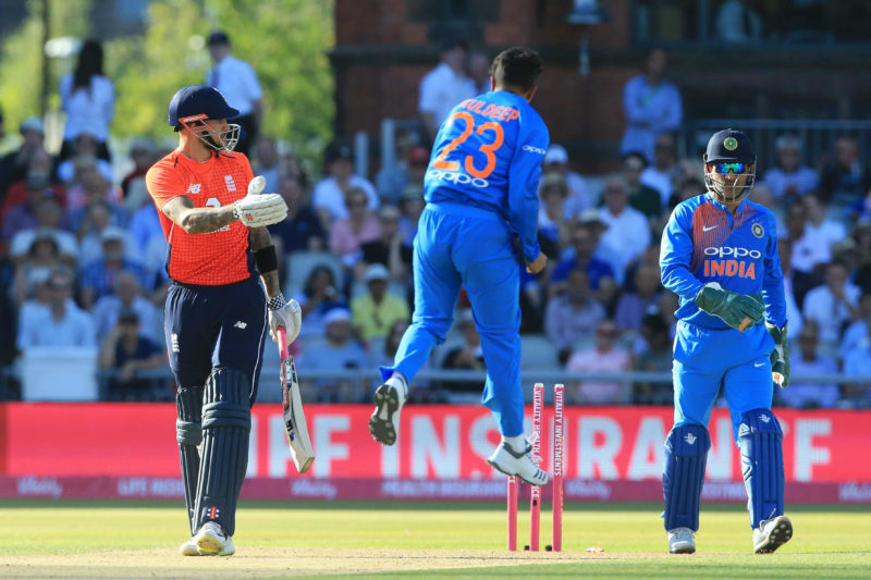 """Three wickets in the over really changed the momentum"" – Kuldeep Yadav"