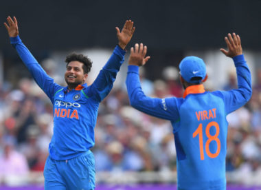 Kuldeep's six-wicket haul shackles England's hitters