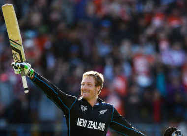 Martin Guptill lights up T20 Blast with 35-ball century