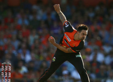 Mitchell Johnson retires from Big Bash League