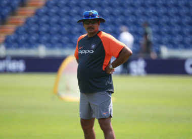 'Extra day of training more valuable' – Ravi Shastri on shortened warm-up match