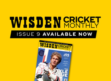 Wisden Cricket Monthly issue 9: With David Gower as guest editor