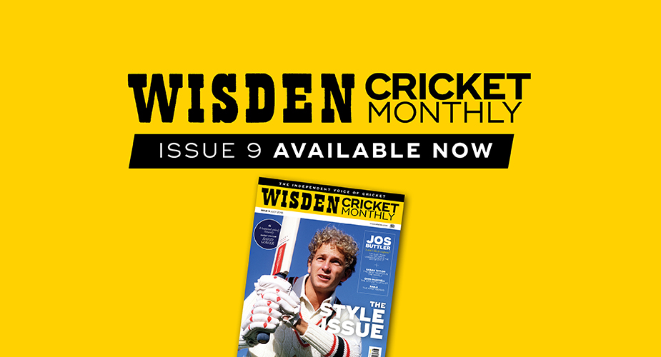 Wisden Cricket Monthly issue 9