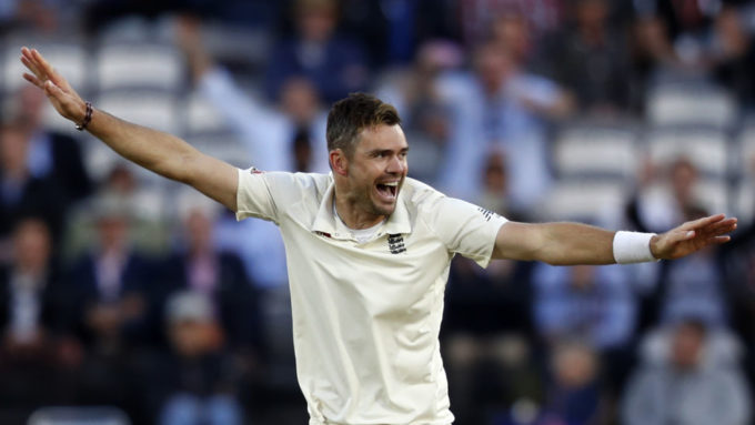 'We'd have bowled out most teams, we were that good' – Jimmy Anderson