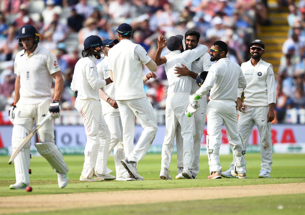 R Ashwin dismantled England with his 4-60